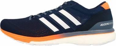 Adidas Adizero Boston Boost 6 - blau (BB6412)