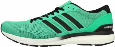 Adidas Adizero Boston Boost 6 - Green (BB6416)