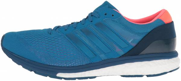 hot sale online c5ca2 04727 Adidas Adizero Boston Boost 6 Unity Blue Unity Blue Tech Steel Fabric