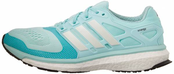 Adidas Energy Boost 2 ESM woman frost mint/zero metallic/vivid mint