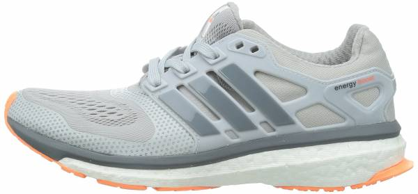 Adidas Energy Boost 2 ESM woman lgh solid grey-grey-flash orange s15