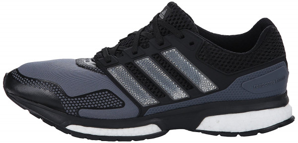 Adidas Response Boost 2 men grey / black / silver