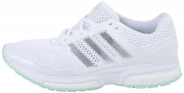 Adidas Response Boost 2 woman white/white/green