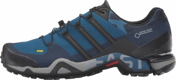 Adidas Terrex Fast R GTX men tech steel/black/collegiate navy