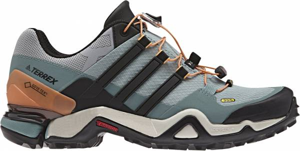 Adidas Terrex Fast R GTX woman tactile green/black/vapour steel