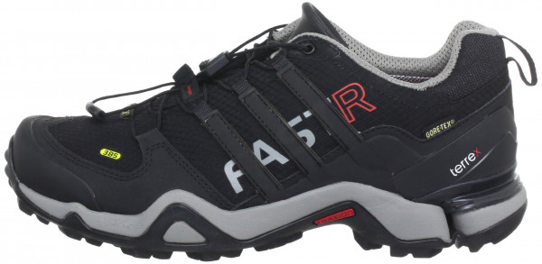Adidas Terrex Fast R GTX men black/ black/ core energy