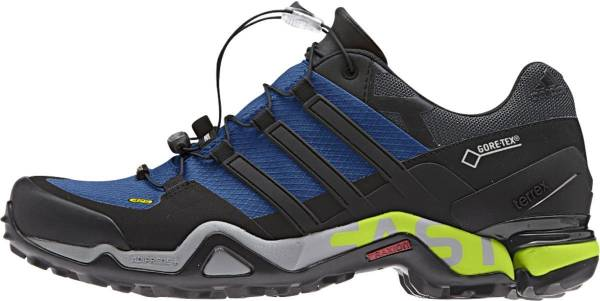Adidas Terrex Fast R GTX men eqt orange / black / orange