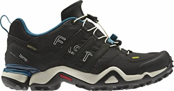 Adidas Terrex Fast R GTX woman solid grey /black/ vivid teal