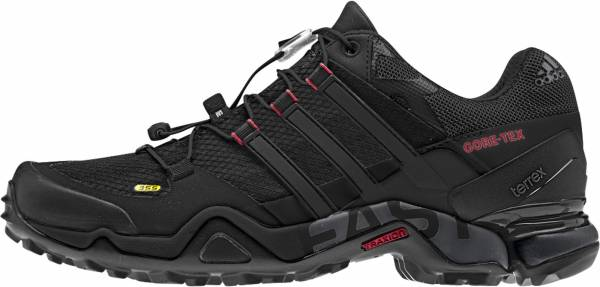 Adidas Terrex Fast R GTX woman black/dark grey/power red