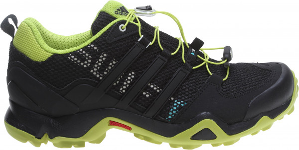 Adidas Terrex Swift R GTX woman black / semi solar yellow / chalk white