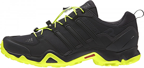 Adidas Terrex Swift R GTX men black/solar yellow/utility black