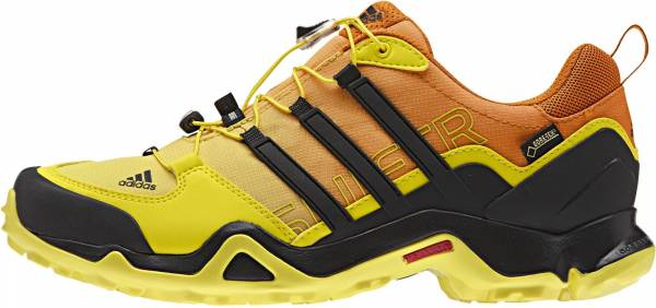Adidas Terrex Swift R GTX men bright yellow/black/unity orange