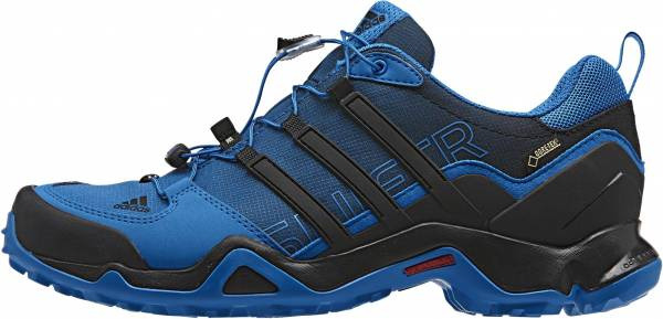 Adidas Terrex Swift R GTX men shock blue/black/chalk white