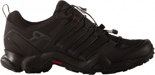 Adidas Terrex Swift R GTX men black, powder red, dark grey