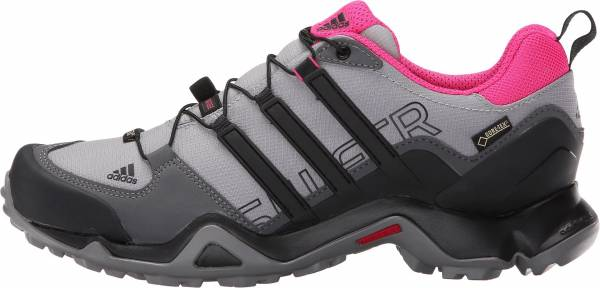 Adidas Terrex Swift R GTX woman granite/black/solid grey