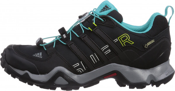 Adidas Terrex Swift R GTX woman black / vivid mint / vista grey