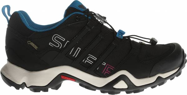 Adidas Terrex Swift R GTX woman black / blast purple