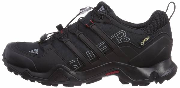 Adidas Terrex Swift R GTX men black / vista grey / power red