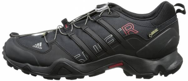 sports shoes 86e3d 683c5 ... adidas terrex swift r gtx chaussures de randonnee homme noir black 1  black 1 vivid red