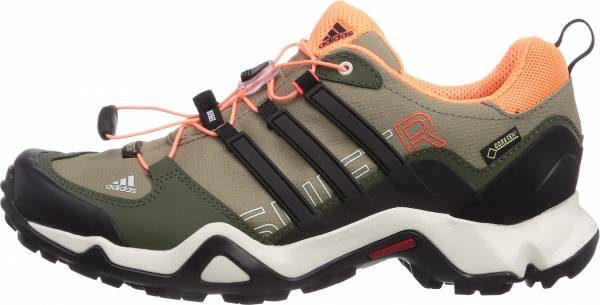 Adidas Terrex Swift R GTX woman clay / black / flash orange
