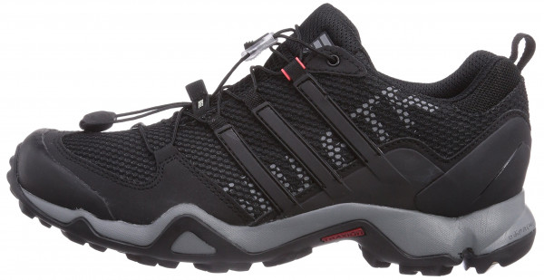 Adidas Terrex Swift R GTX men vista grey / black / solar red