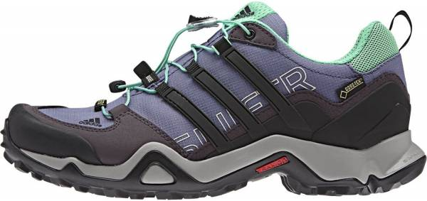 Adidas Terrex Swift R GTX woman super purple, black, mineral red