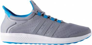 Adidas Climachill Sonic Boost - Grey/Tech Grey/Shock Blue (S78240)