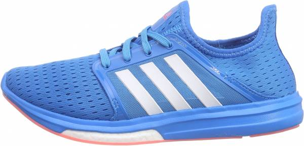 Adidas Climachill Sonic Boost woman blue - blau (solar blue2 s14/ftwr white/flash red s15)
