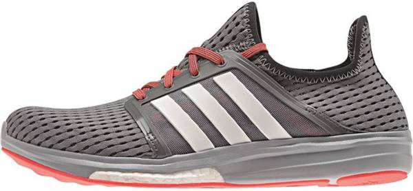 Adidas Climachill Sonic Boost woman - multicolor (grey/ftwwht/flared)