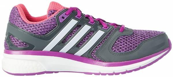 Adidas Questar Boost Lila/Dunkelgrau/Pink
