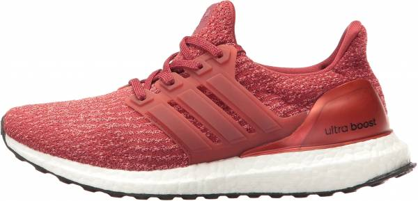 Adidas Ultra Boost woman mystery red s17/mystery red s17/tactile pink s17