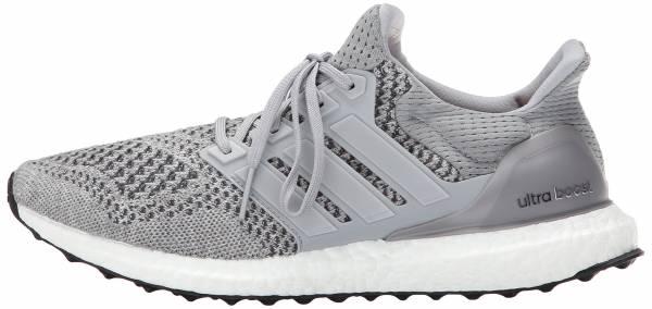 Adidas Ultra Boost men grey/silver metallic