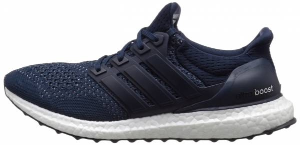 Adidas Ultra Boost men collegiate navy/collegiate navy/silver metallic