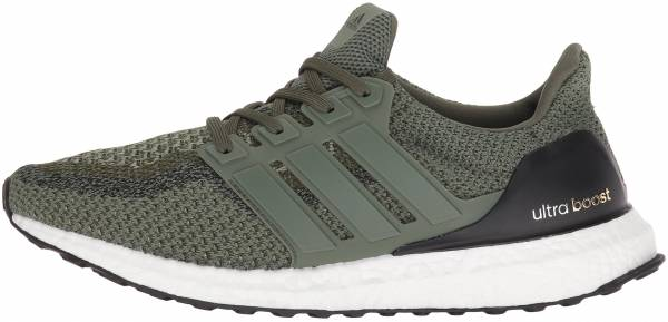 Adidas Ultra Boost men solid grey/ white