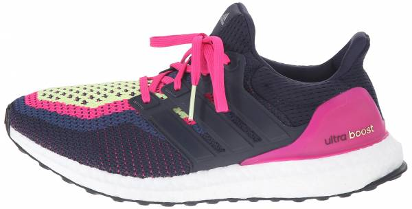 Adidas Ultra Boost woman shock pink/night navy/halo