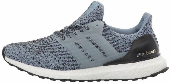 Adidas Ultra Boost woman tactile blue/tactile blue/black