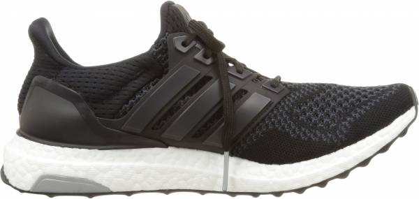 Adidas Ultra Boost men black/black/silver metallic