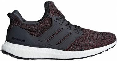 Adidas Ultraboost - Black,Red (BB6494)