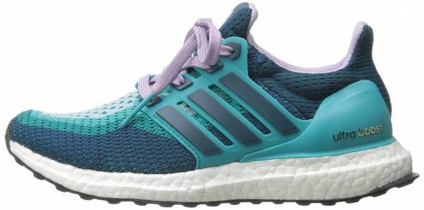 Adidas Ultra Boost woman clear green/mineral/glow purple
