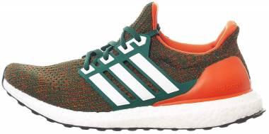 Adidas Ultra Boost Green/White Men