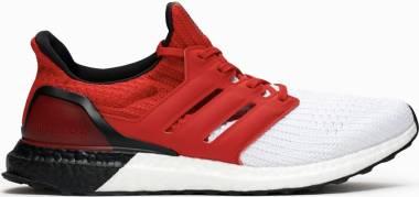 Adidas Ultraboost - Cloud White/Scarlet/Core Black (G28999)