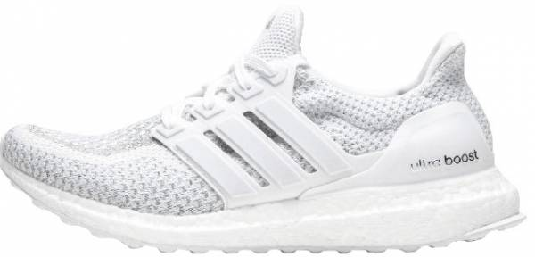Adidas Ultra Boost men white/reflective