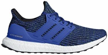 Adidas Ultraboost - Blue Hi Res Blue S18 Ftwr White (CM8112)