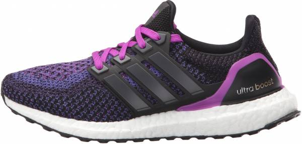 Adidas Ultra Boost woman core black/core black/shock purple