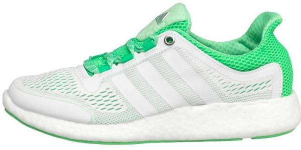 Adidas Pure Boost Chill White/Green