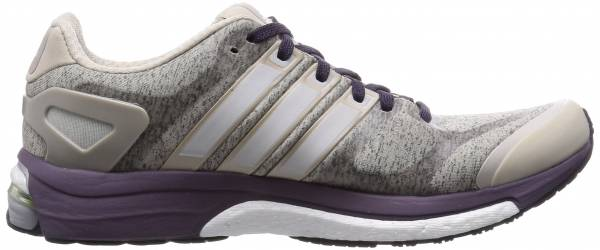 Adidas Boost Heather Multicolor (Clear Brown/Ftwr White/Ash Purple)