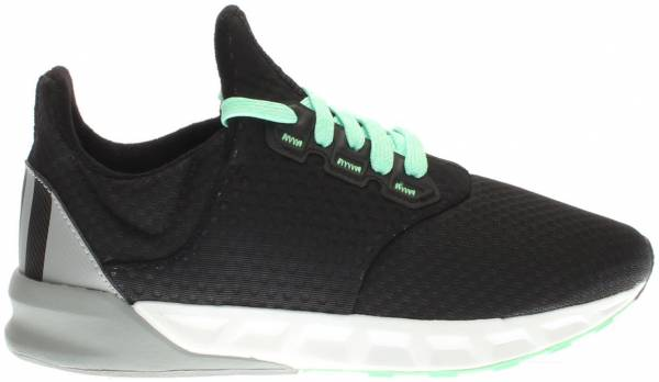Adidas Falcon Elite 5 woman black / green (negbas / negbas / briver)