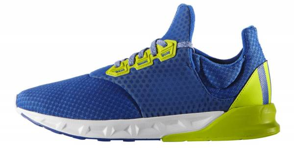Adidas Falcon Elite 5 men azul / verde / blanco (azul / seliso / ftwbla)