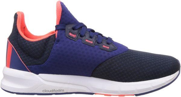 Adidas Falcon Elite 5 men azul (maruni / rojsol / tinuni)