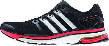Adidas Adistar Boost ESM - Black White Solar Red (M18849)